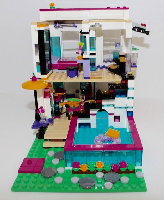 41135 Livi's Pop Star House