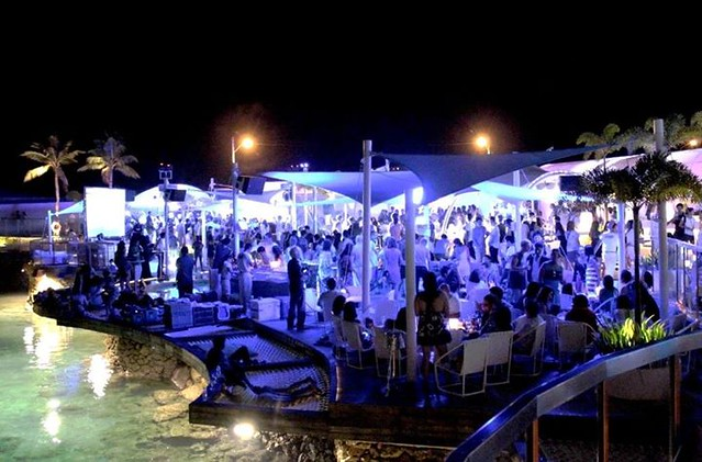 Beach party at Ibiza Beach Club (1)