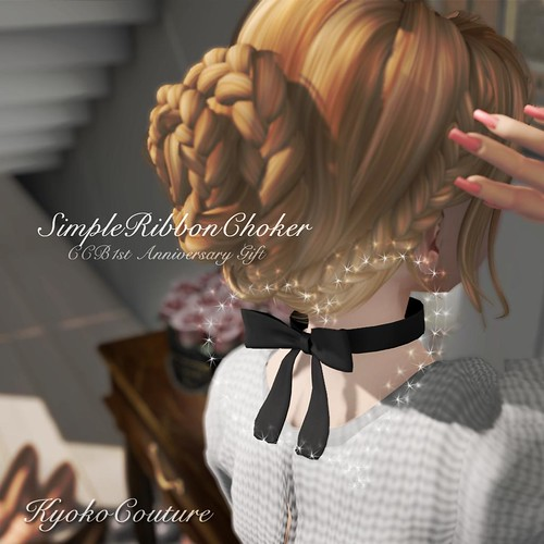 CCB 1st Aniv gift -Kyoko Couture-