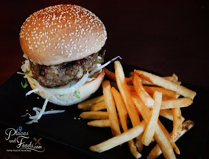 brolly lamb burger