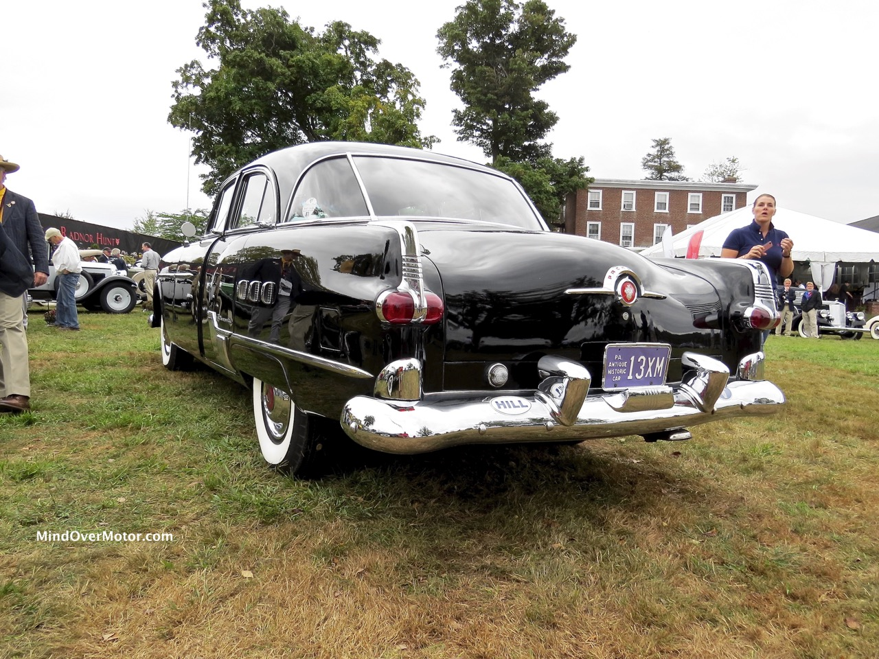 1951 Packard Patrician Rear 2