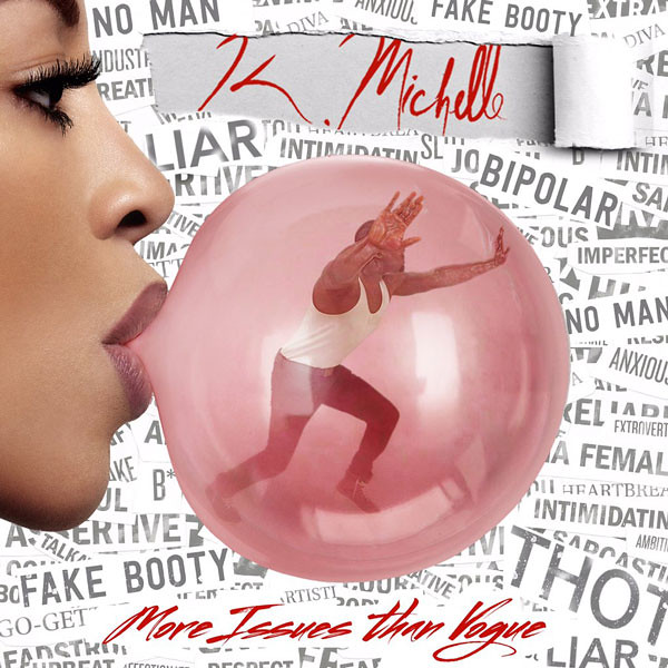 K. Michelle - More Issues Than Vogue (Album Cover)