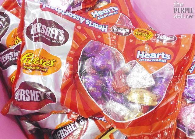 Hershey's Valentines Assorted Heart Buy 1 Take 1