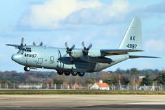 C-130T Hercules - RAF Mildenhall