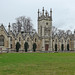 Small photo of Gascoigne Almshouses, Aberford