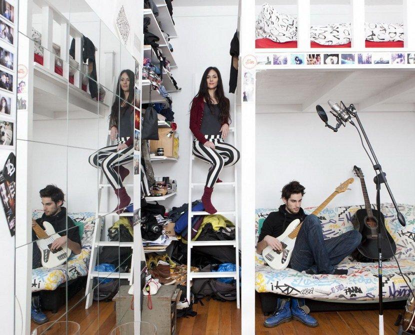 世界各地年輕女性的房間9