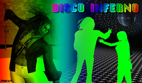 Disco Inferno @ Furillen