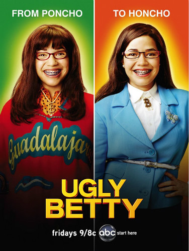 丑女贝蒂第一至四季/全集Ugly Betty迅雷下载