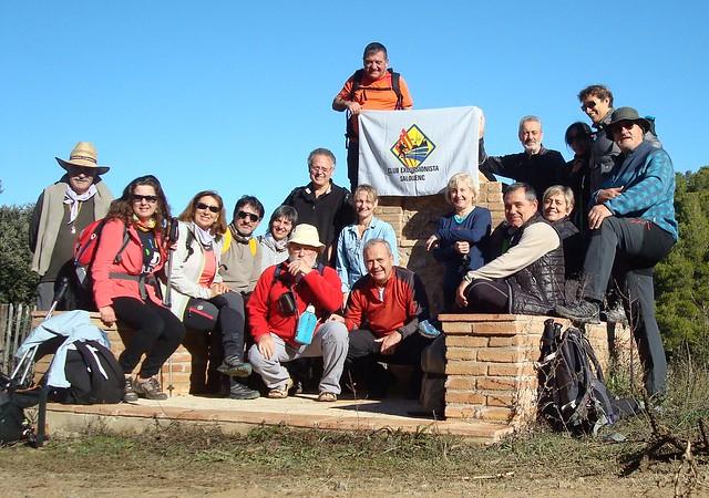 2015-11-15 Vallclara, Castanyers, Poblet
