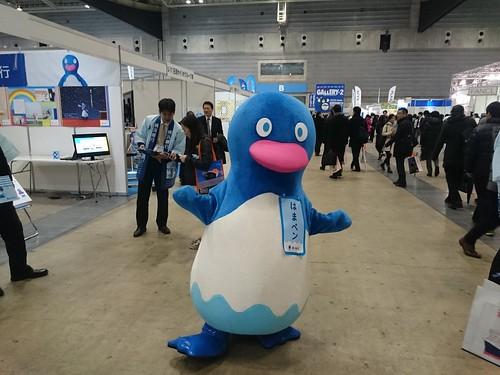 横浜銀行ペンギン