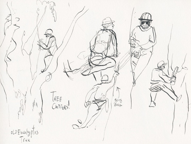 Sketchbook #94: Tree Cutters9