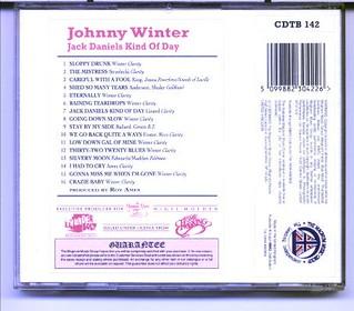 Johnny Winter's Jack Daniels Kind Of Day