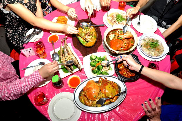 Ocean Seafood Restaurant Puchong 7