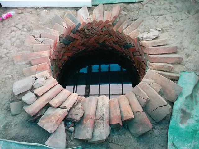 herringbone cistern