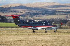G-GMAD Beech 350 King Air GAMA Aviation