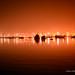 Sinking Tug Ship by Honey Clicks
