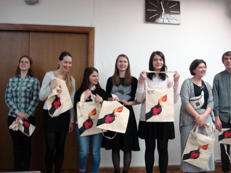 Docudays UA volunteers training