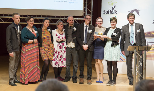 Suffolk: Creating the Greenest County Awards 2016