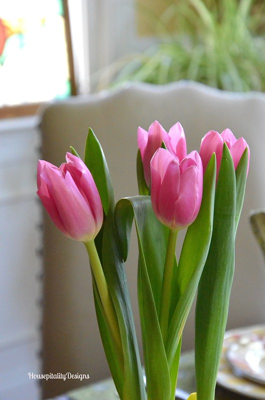 Spring Tulips - Housepitality Designs