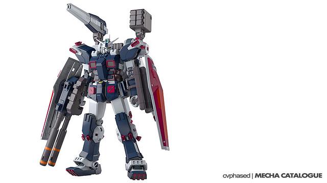 MG Full Armor Gundam Ver.Ka. [Gundam Thunderbolt]
