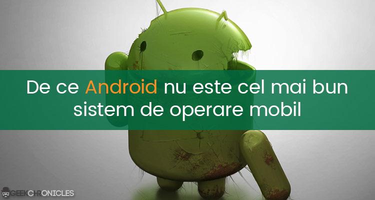 cel mai bun sistem de operare mobil