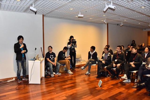 Session 5-D IoT/ハードウエア特集 ::ICC TOKYO 2016「スタートアップカタパルト」