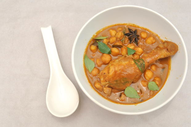 Chickpea Curry Chicken 2