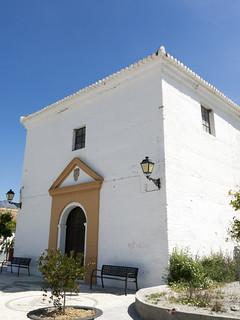 Iglesia de Restábal