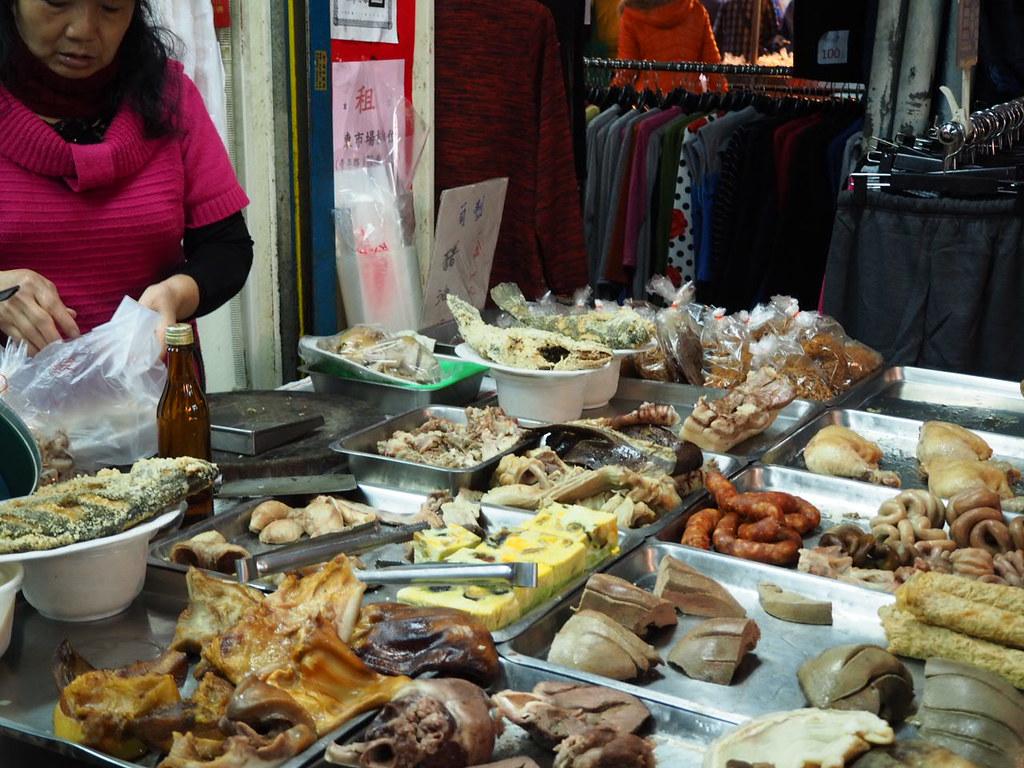 東菜市の惣菜屋