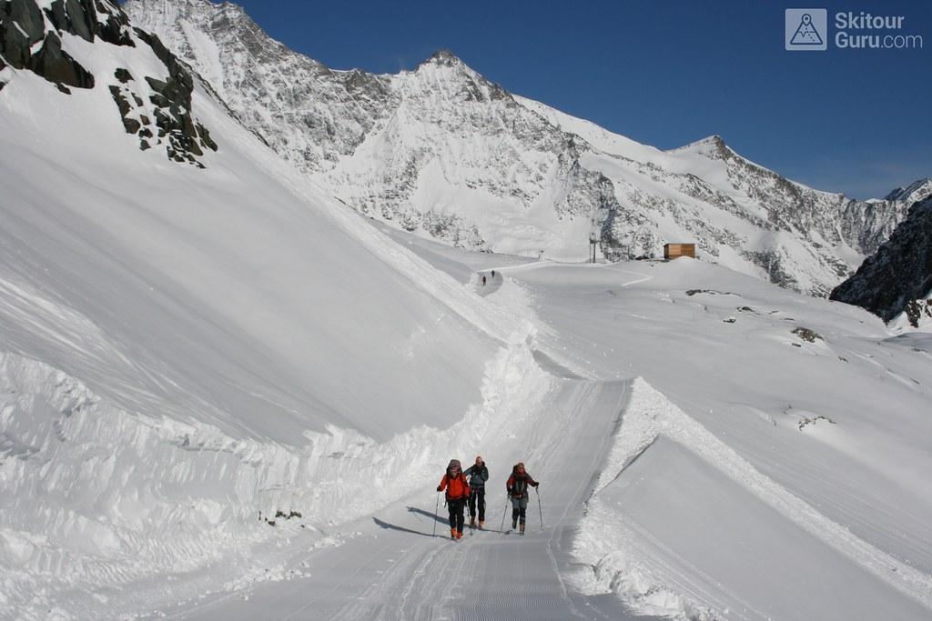 Britannia Hütte Walliser Alpen / Alpes valaisannes Switzerland photo 11