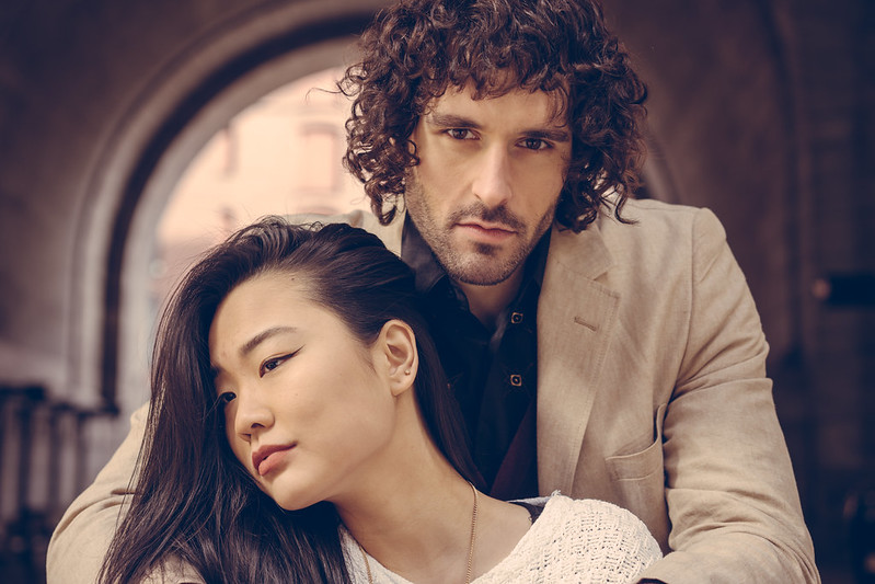 Angel Zheng and Michael Robert Young