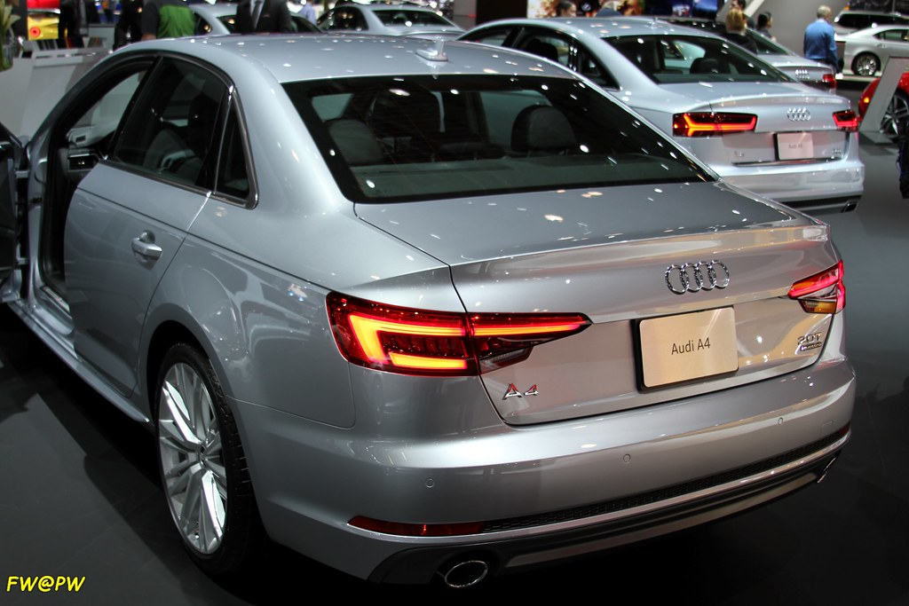Buying the new Audi A4, Good idea? - 26446710945 482f165495 b