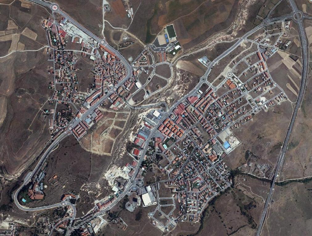 la lastrilla, segovia, ahí, frenando, después, urbanismo, planeamiento, urbano, desastre, urbanístico, construcción, rotondas, carretera