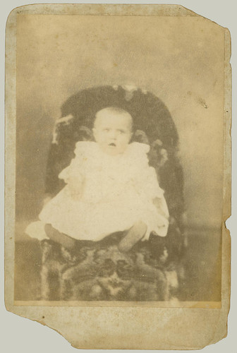Cabinet Card child