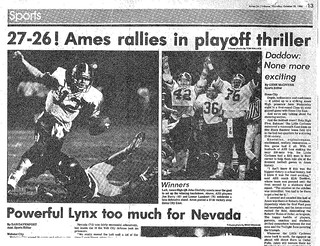 1986 AHS Football scanned newspaper article p027