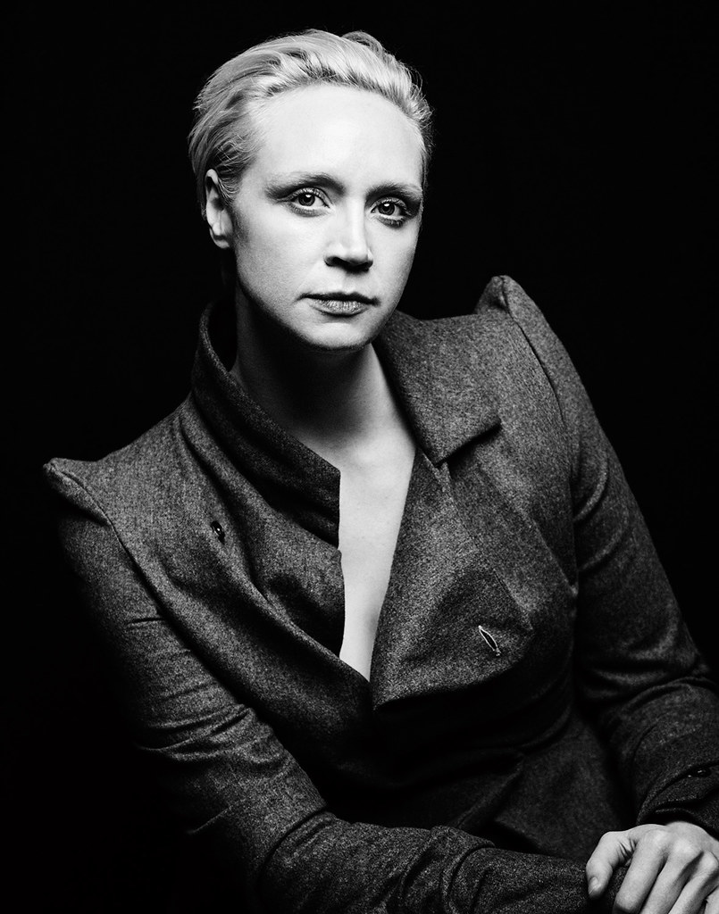 Гвендолин Кристи — Фотосессия для «Interview» 2015 – 2