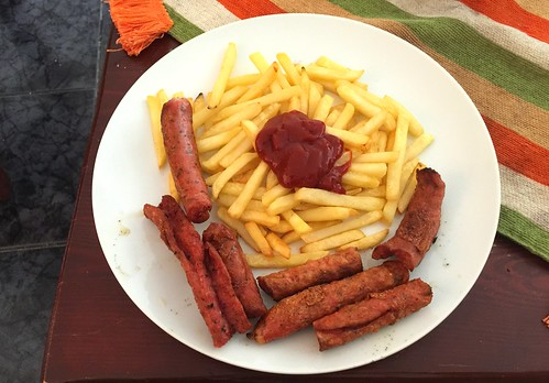 Sausages & French Fries / Würstchen & Pommes Frites