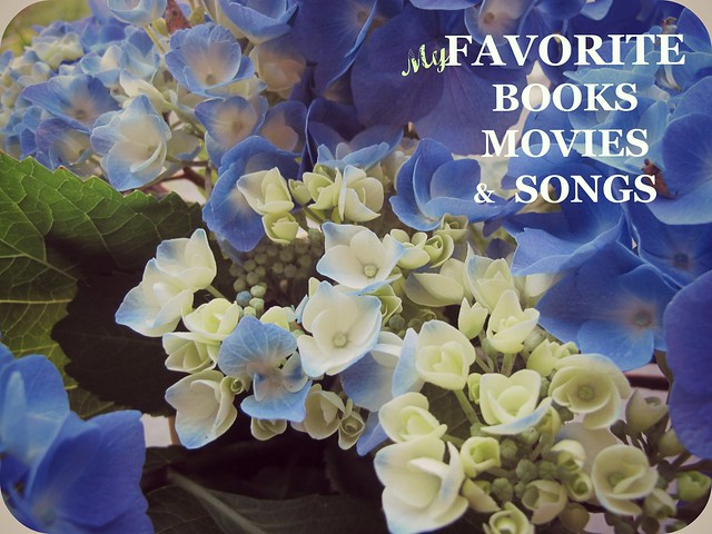 my favorite books movies and songs