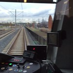 CHARLOTTE--LYNX Ride, through the cab window