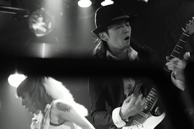 Juz live at Outbreak, Tokyo, 19 Jan 2016. 070