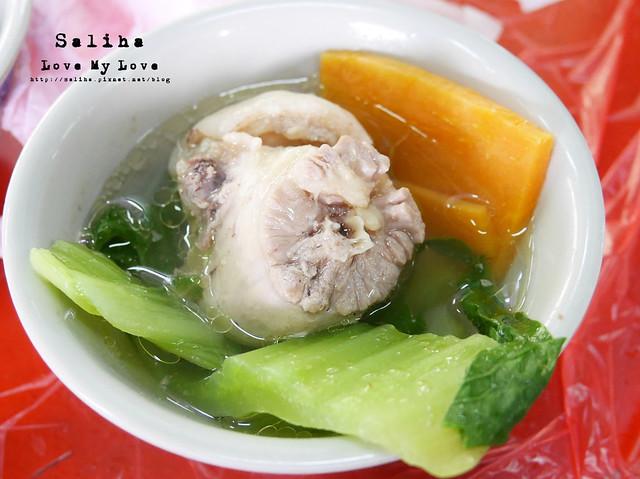 陽明山竹子湖美食白斬雞推薦青菜園 (6)