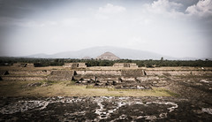 Teotihuacan / Pyramid of the Sun