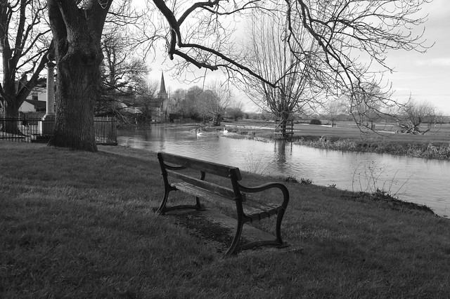 Denford, Flood Views.