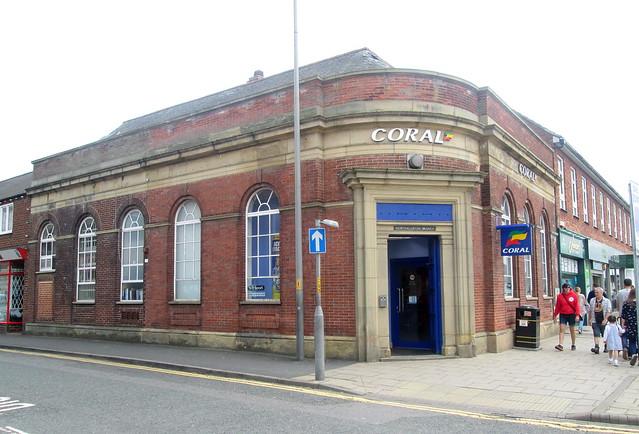 Art Deco Former Bank, Northallerton
