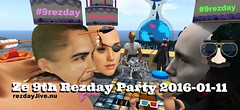 Ze 9th Rezday Party 2016-01-11