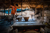 Gawaan ng Asin (Salt Making)