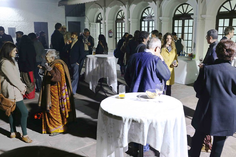 Netherfield Ball – The Alkazi Foundation's Reception, Max Mueller Bhavan