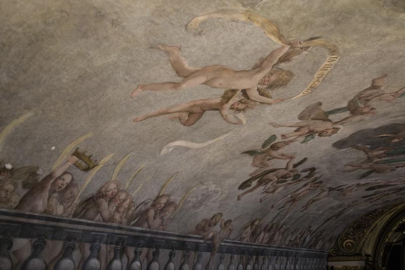 Rome Capella Palazzo Altemps