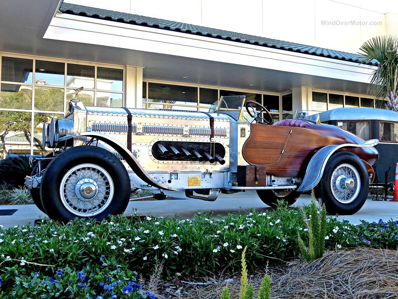 Rolls Royce Thunderbolt V12 Custom Amelia Island 4