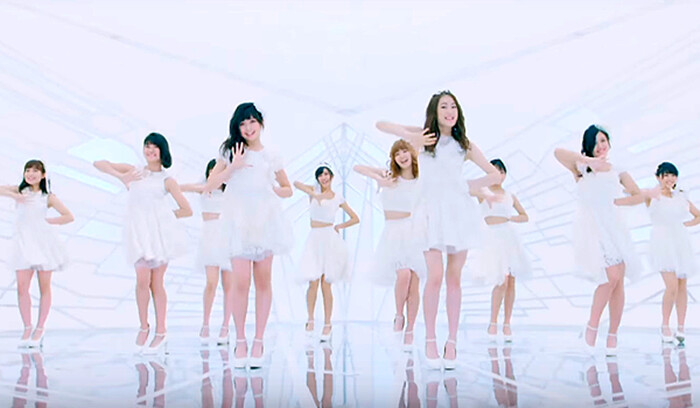 Tem MV novo do GEM com a faixa Fine! 〜fly for the future〜